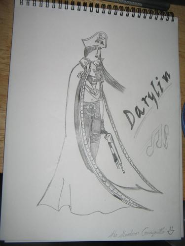 Adam's Pro Drawings Daryli10