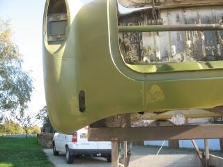 restauration kg cab de 1963 - Page 2 Karman53