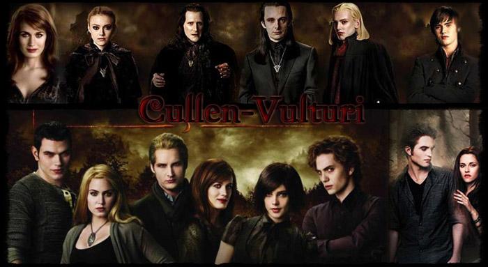 Cullen Conexión Vampirica