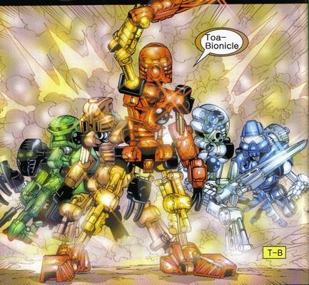 Créations de TB Bionic15