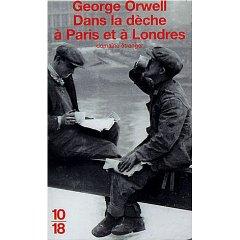 [Orwell, George] Dans la dèche à Paris et à Londres Dache10