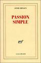 [Ernaux, Annie]  Passion simple 97820710
