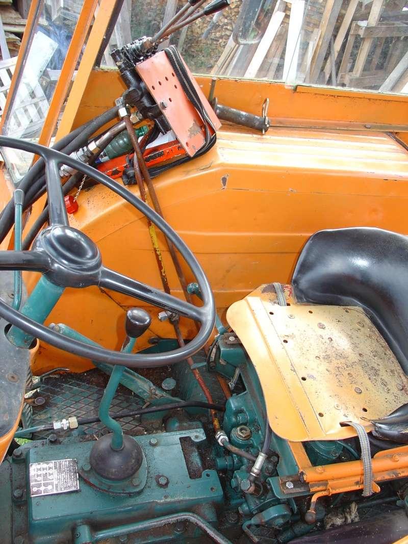 Branchement hydraulque pour chargeur sur SOM 640 12061310