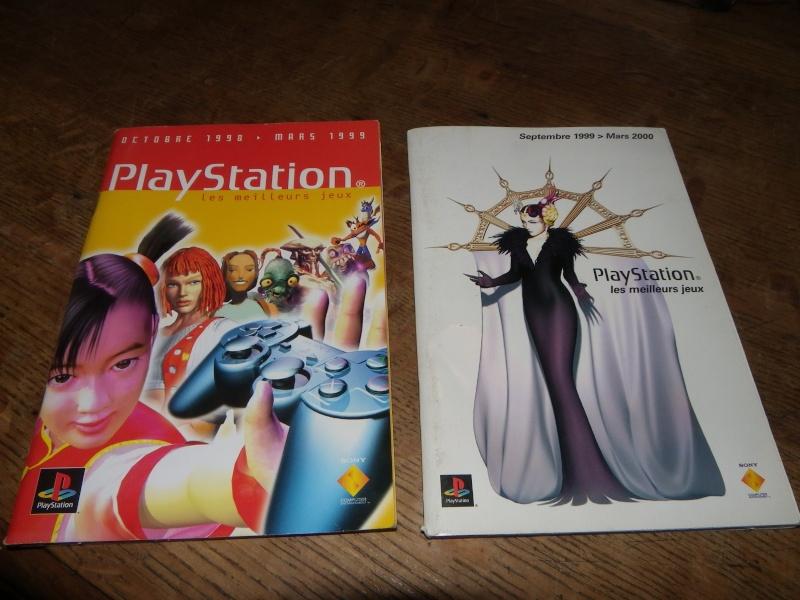 Mini magazine : Playstation Les meilleurs jeux  Imgp0010