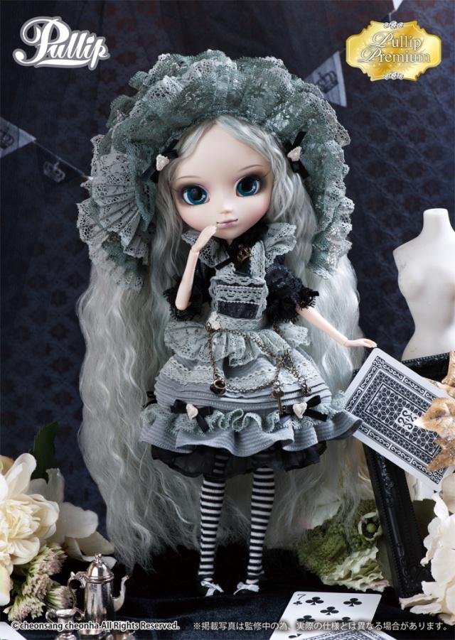 [Mai 2016] Pullip Premium Romantic Alice Monochrome Pullip14