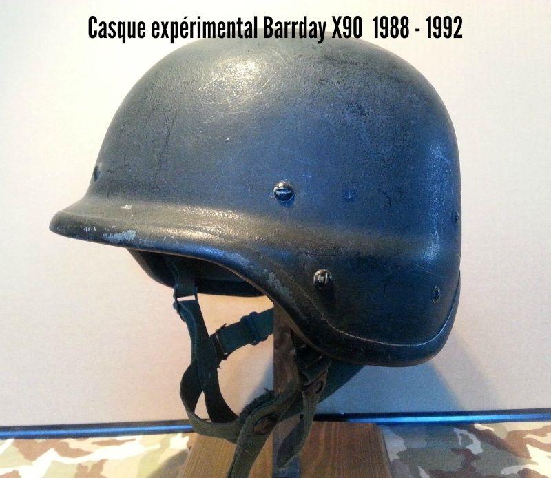 Présentation du casque Canadien de 1914 a nos jours.  3310