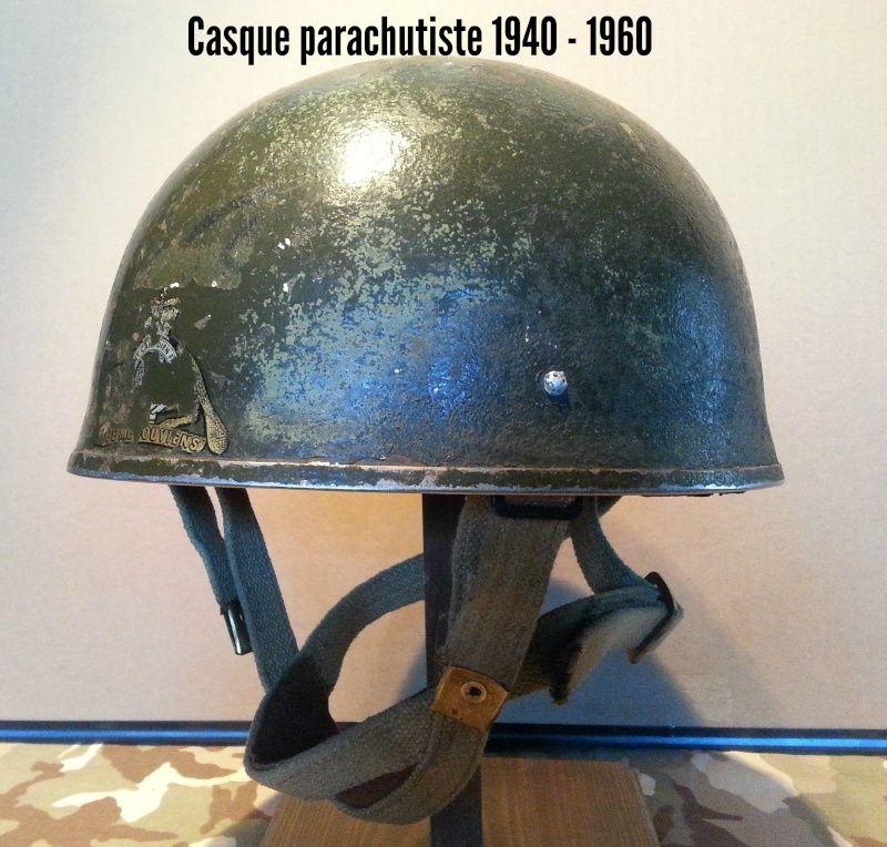 Présentation du casque Canadien de 1914 a nos jours.  510