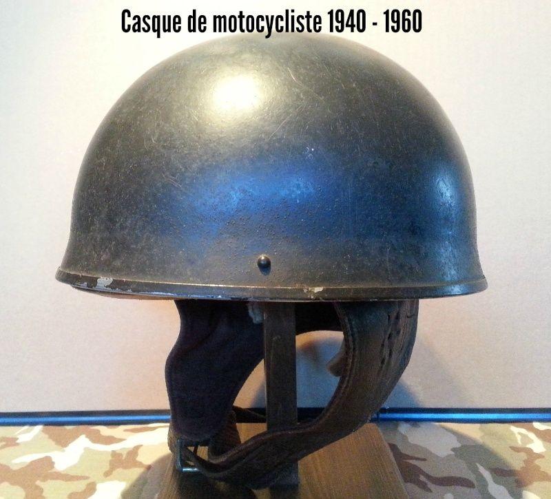 Présentation du casque Canadien de 1914 a nos jours.  610