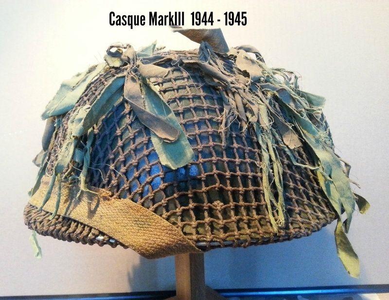 Présentation du casque Canadien de 1914 a nos jours.  710