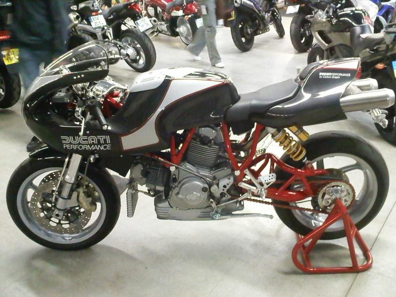 Salon de la moto et du scooter, Vincennes ( Septembre 2009 ) P20-0910