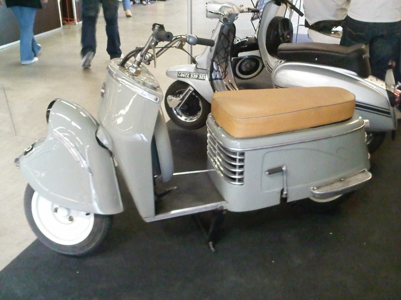 Salon de la moto et du scooter, Vincennes ( Septembre 2009 ) P20-0912