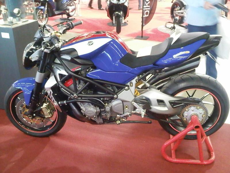 Salon de la moto et du scooter, Vincennes ( Septembre 2009 ) P20-0914