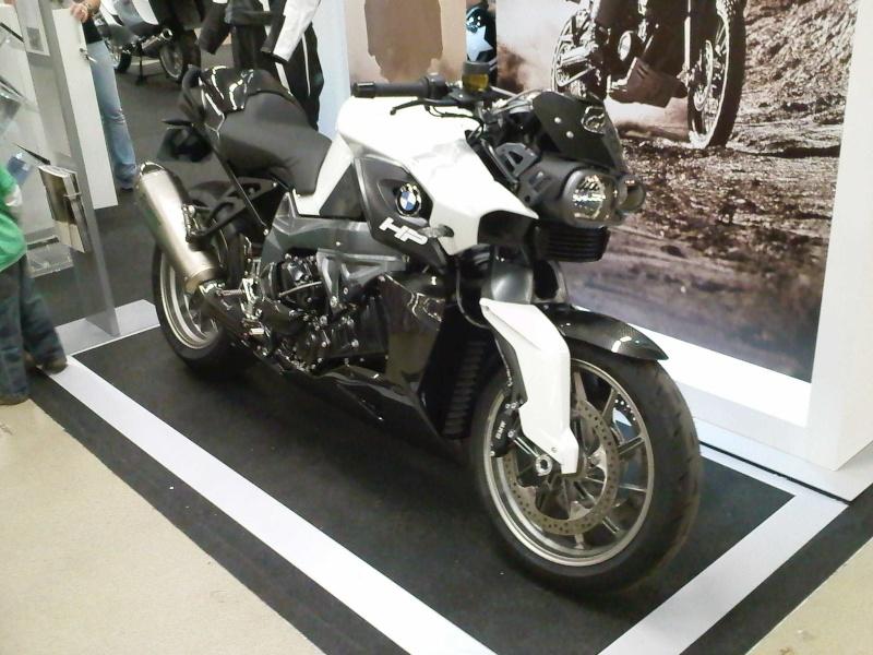 Salon de la moto et du scooter, Vincennes ( Septembre 2009 ) P20-0915