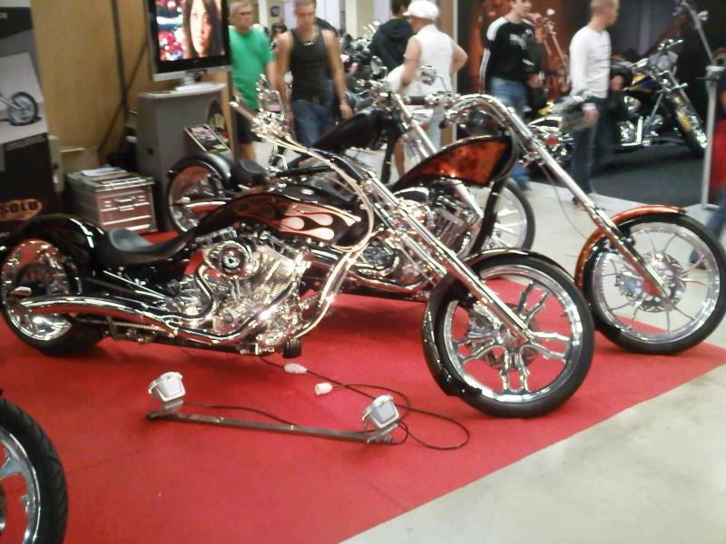 Salon de la moto et du scooter, Vincennes ( Septembre 2009 ) P20-0916