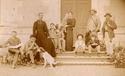 une famille périgourdine peu après la mort du roi Famill11