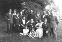 une famille périgourdine peu après la mort du roi Famill12