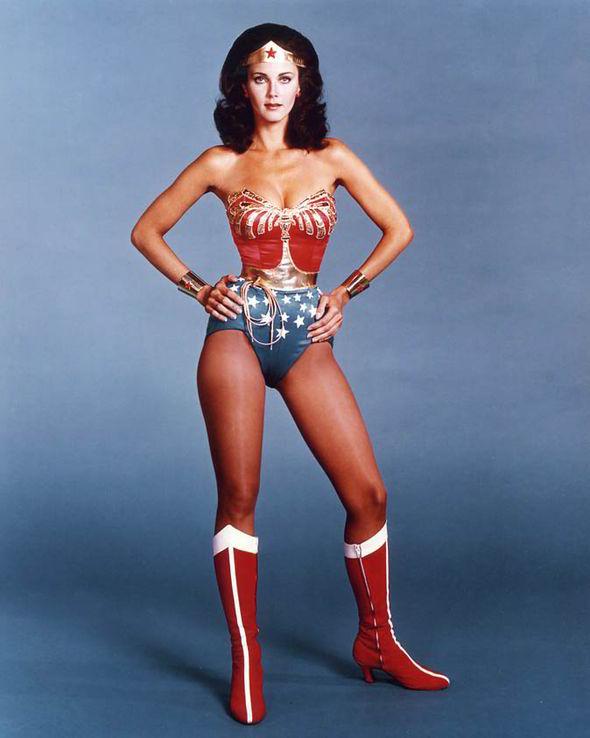 Former Miss Israel cast as Wonder Woman/Diana Prince Lynda-10