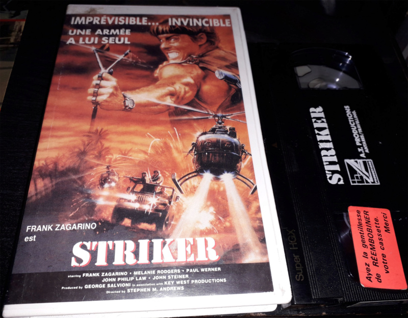 Ventes  Stryke10