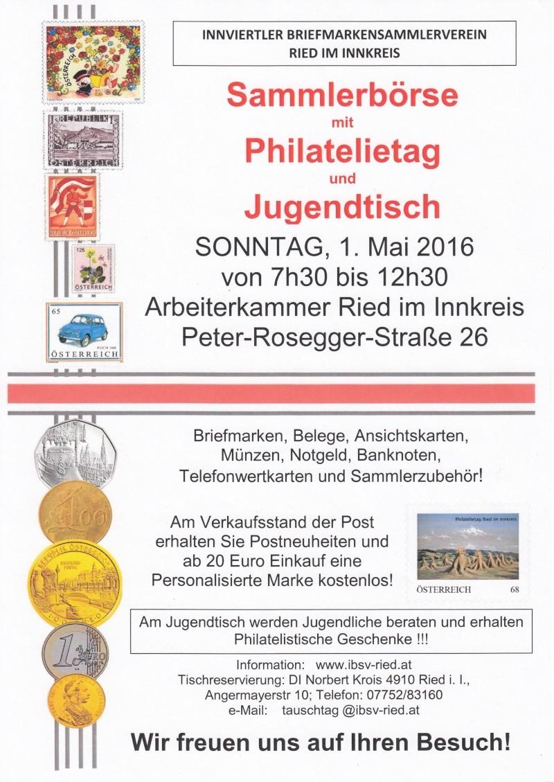 Großtauschtag in Ried/Innkreis am 01.05.2016 Img26