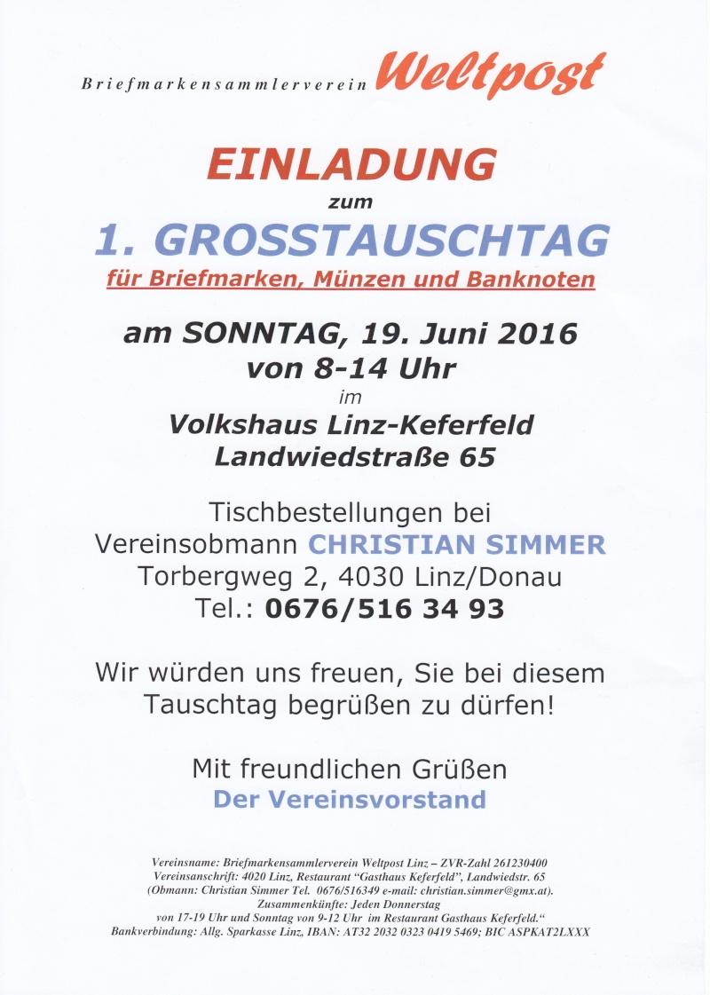 Großtauschtag in Linz Img27