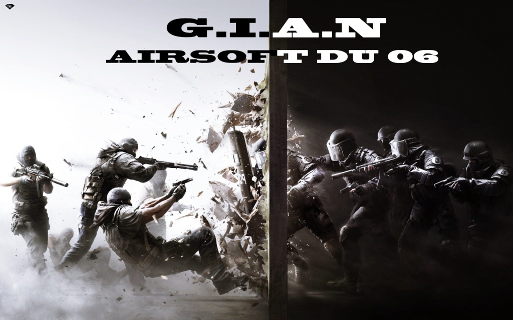GIAN airsoft G.I.A.N association