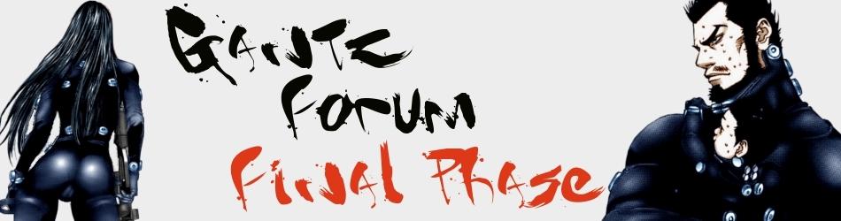 Gantz Forum