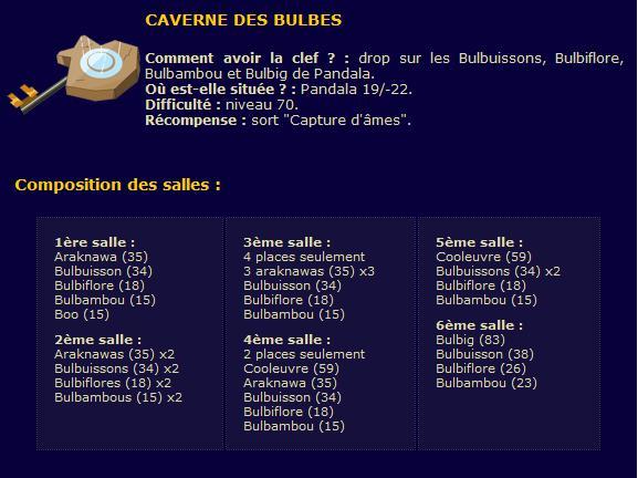 Les donjons de DOFUS Cavern10