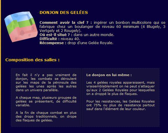 Les donjons de DOFUS Donjon13