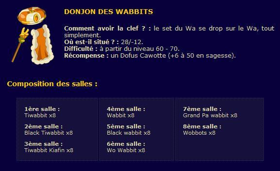 Les donjons de DOFUS Donjon16