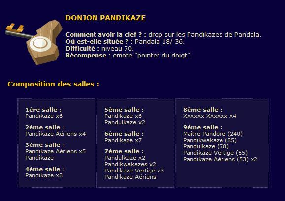 Les donjons de DOFUS Donjon17