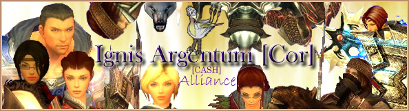 Welcome to Ignis Argentum!
