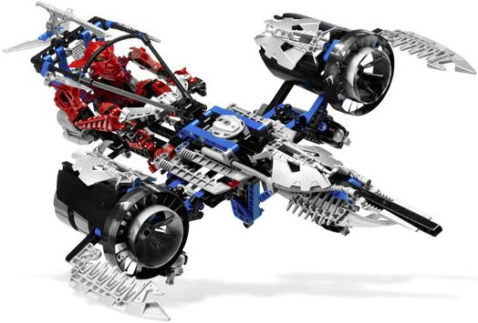[Sets] Votre collection Bionicle - Page 4 Jetrax10