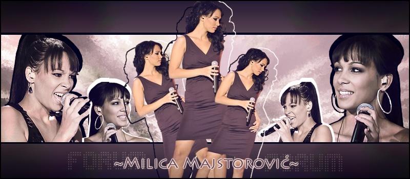 ˙·٠•●♥Milica Majstorovic♥●•٠·˙