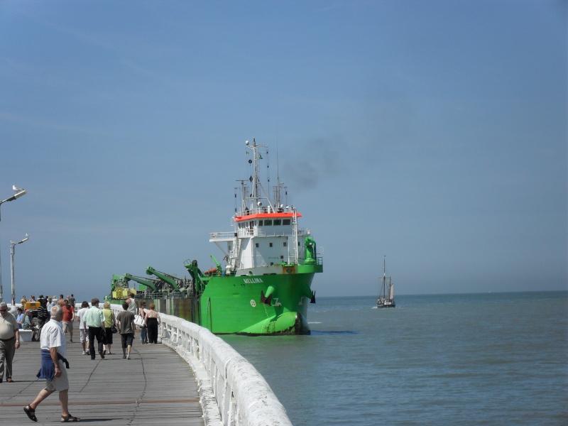 Activité maritime à Ostende Sdc10213
