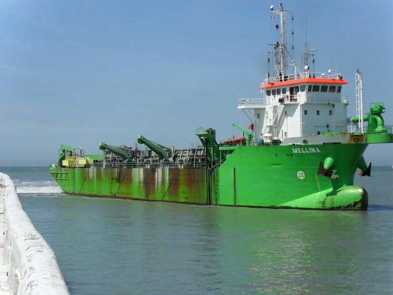Activité maritime à Ostende Sdc10214