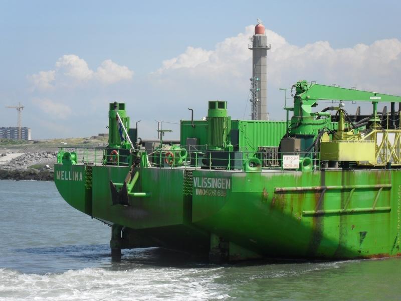 Activité maritime à Ostende Sdc10216