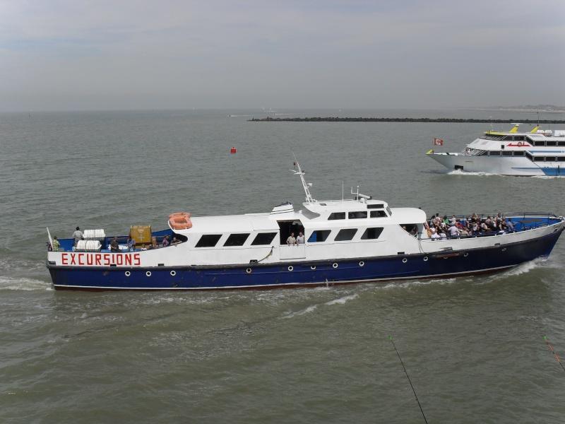 Activité maritime à Ostende Sdc10222