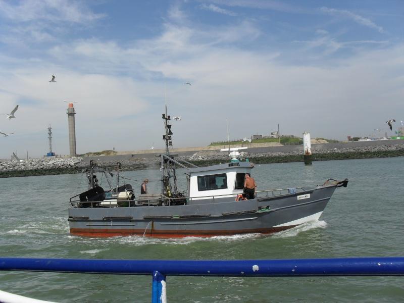 Activité maritime à Ostende Sdc10225