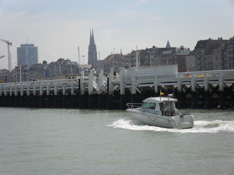 Activité maritime à Ostende Sdc10226
