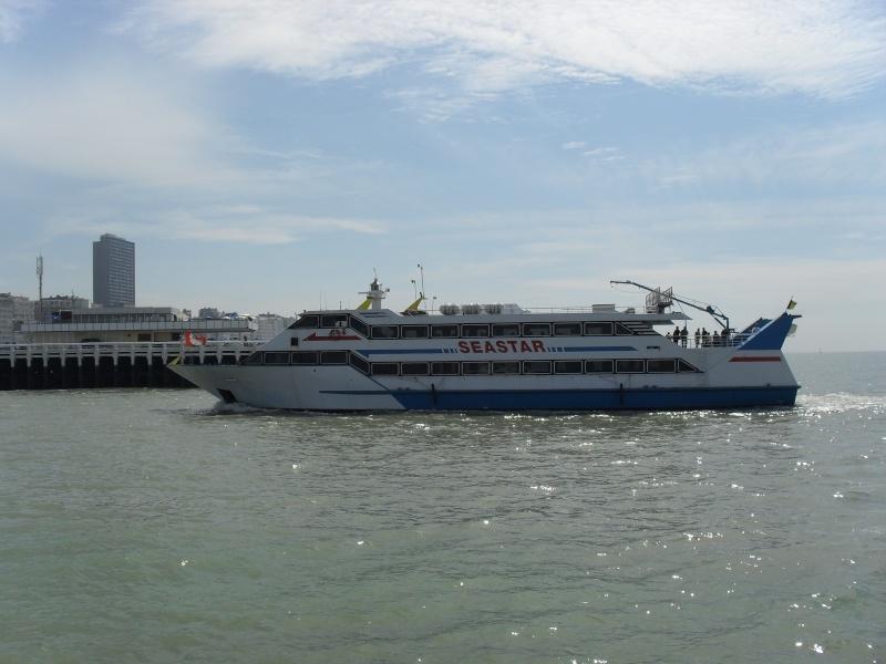 Activité maritime à Ostende Sdc10227