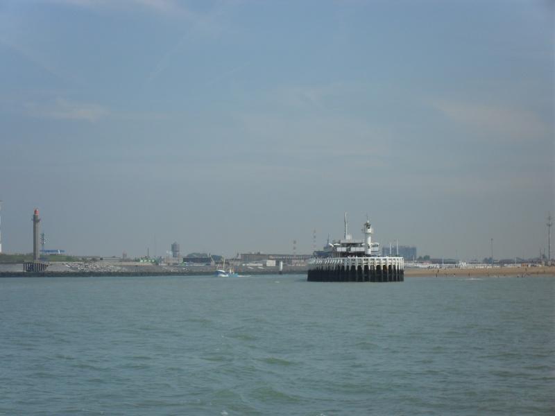 Activité maritime à Ostende Sdc10229
