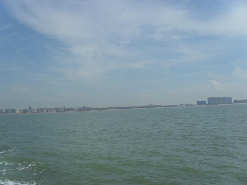 Activité maritime à Ostende Sdc10231