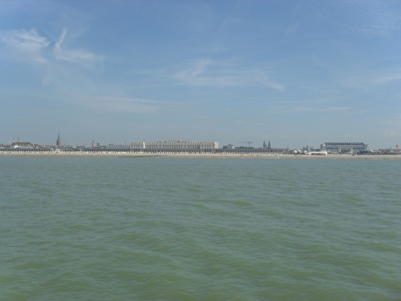 Activité maritime à Ostende Sdc10235