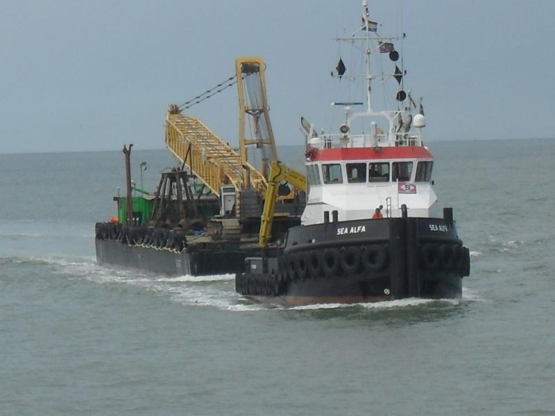 Activité maritime à Ostende Sdc10315