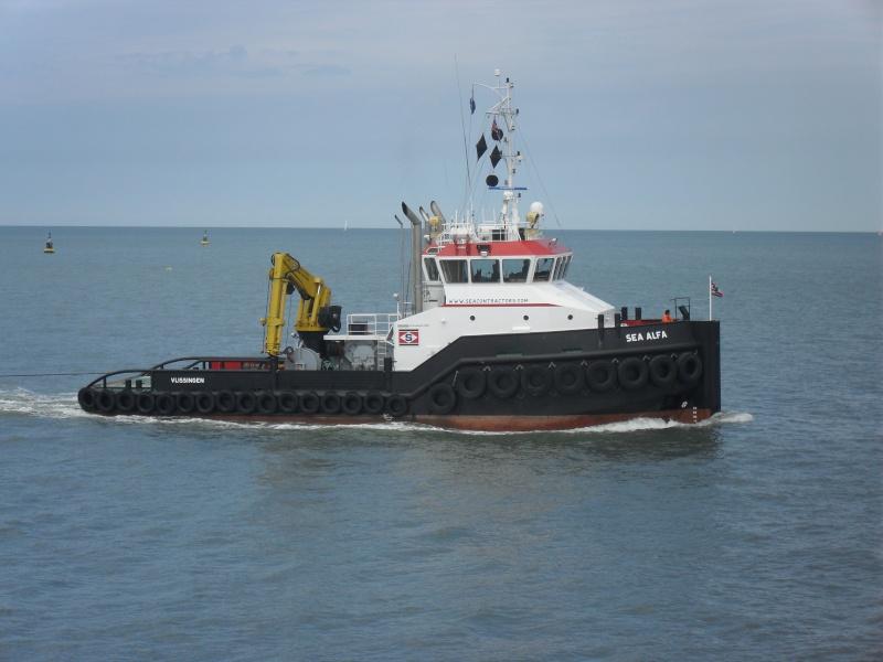 Activité maritime à Ostende Sdc10316