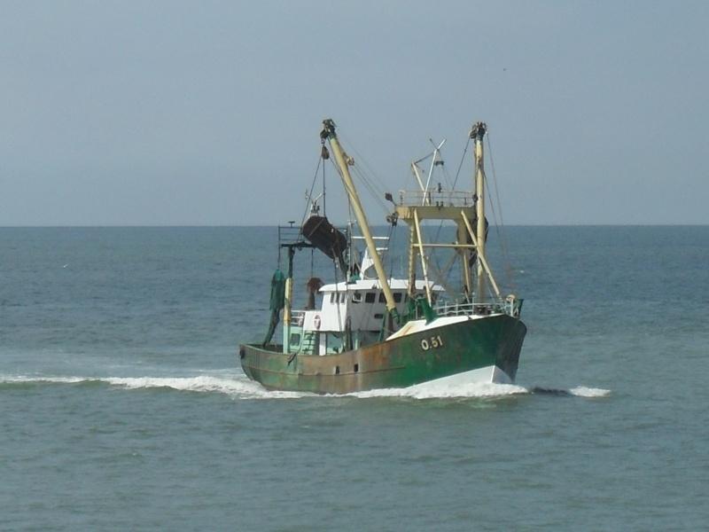 Activité maritime à Ostende Sdc10317