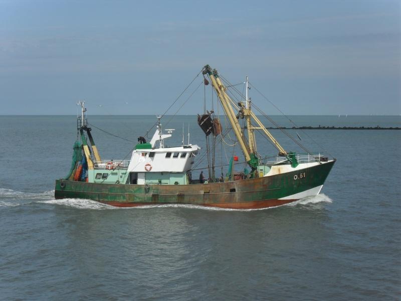 Activité maritime à Ostende Sdc10318