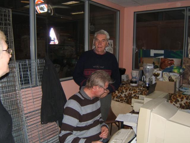 Preparation du concours Malinois du 22 novembre 2009. Dscf4826