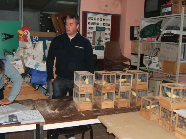 Preparation du concours Malinois du 22 novembre 2009. Dscf4827