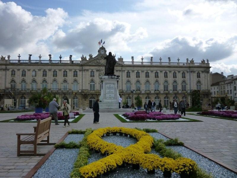 La place Stanislas à Nancy Place_19